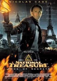 Съкровището2 Книгата на тайните / Natioanl treasure:Book Of Secrets(2007)