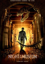 Нощ в музея / Night at the Museum (2006)
