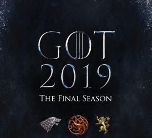 Game of Thrones Final Season Poster