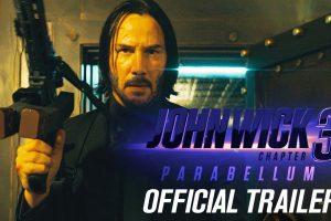 Трейлър на Джон Уик 3 / John Wick: Chapter 3 - Parabellum (2019)