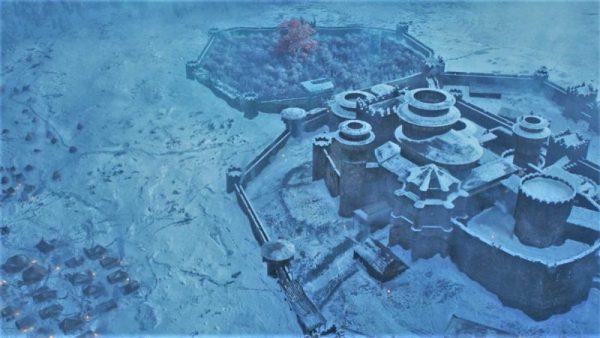 Зимен Хребет / Winterfell